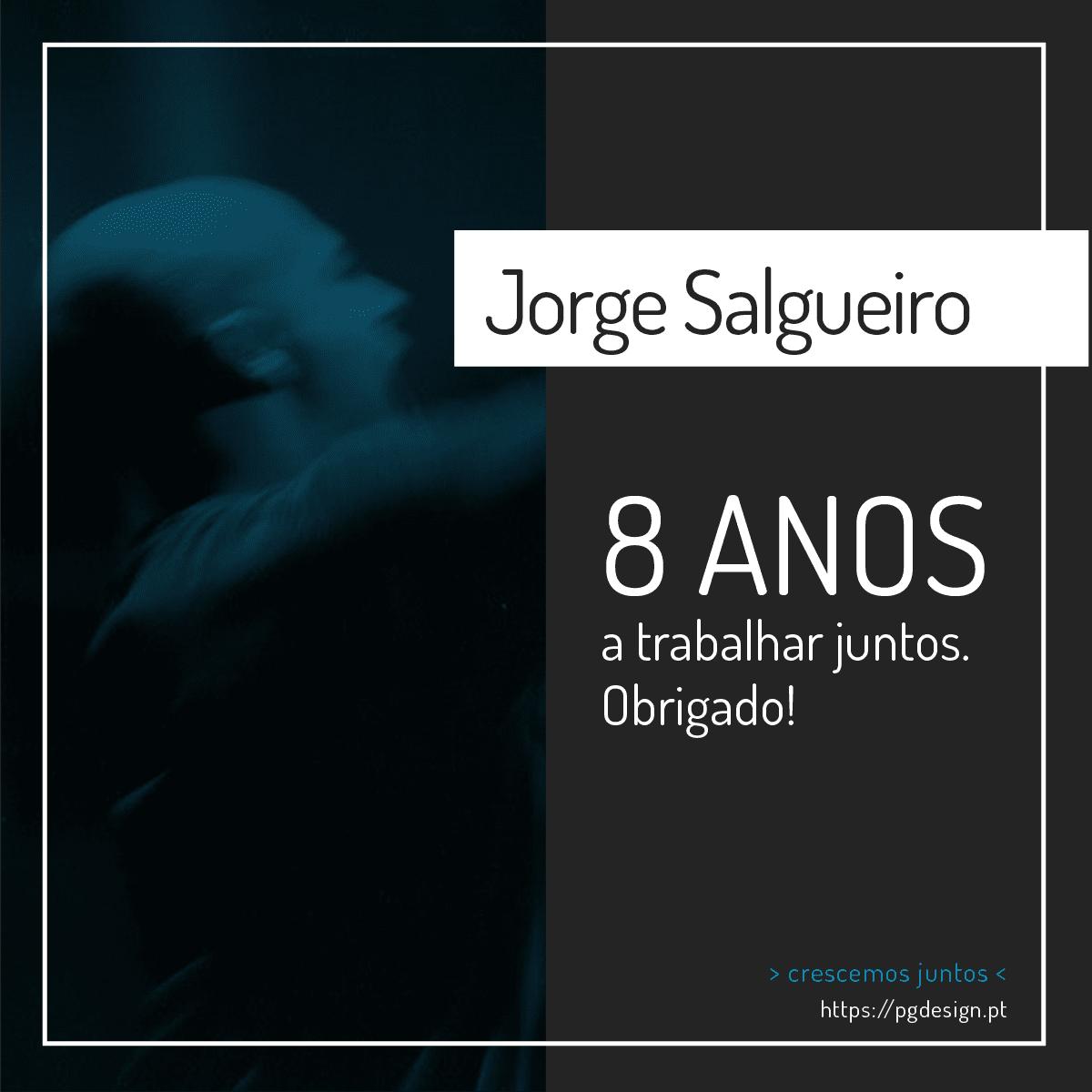 Maestro Compositor Jorge Salgueiro