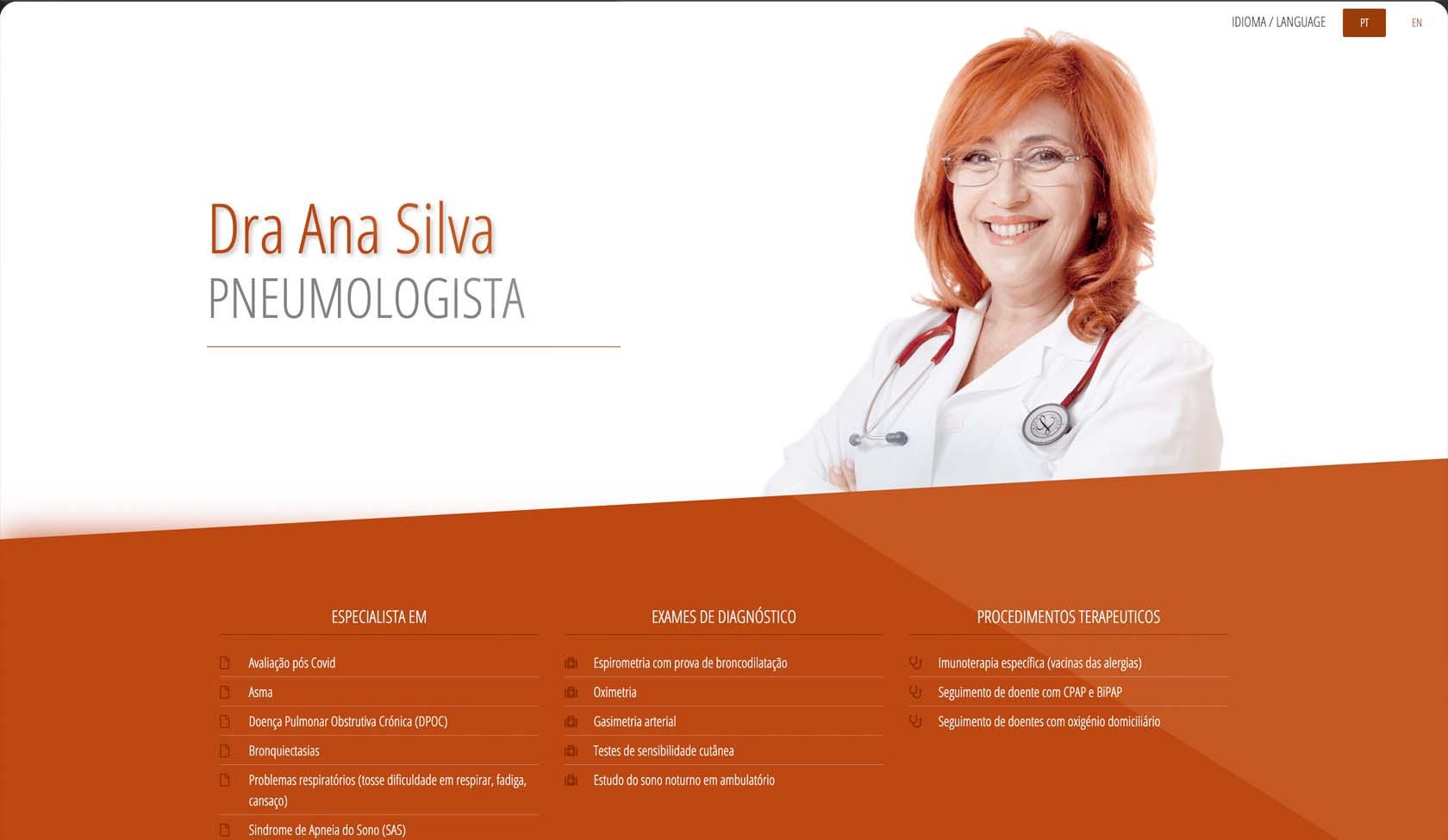 Ana Silva Pneumologista