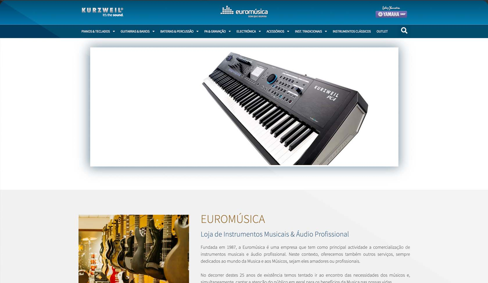 website Euromusica