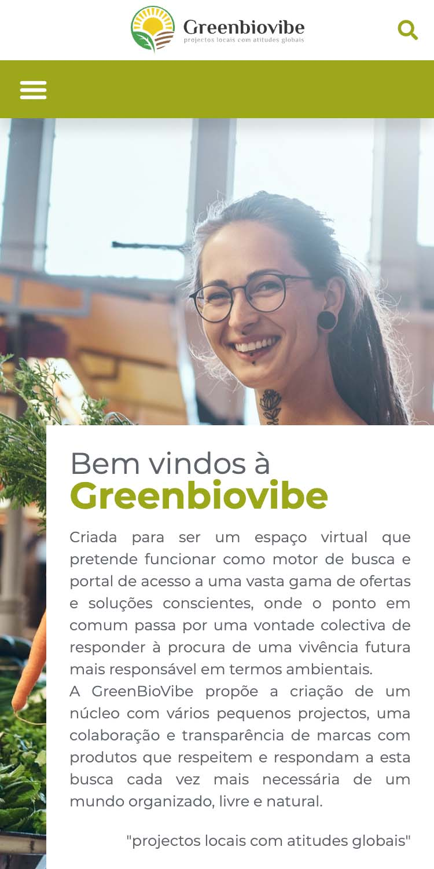 website Greenbiovibe