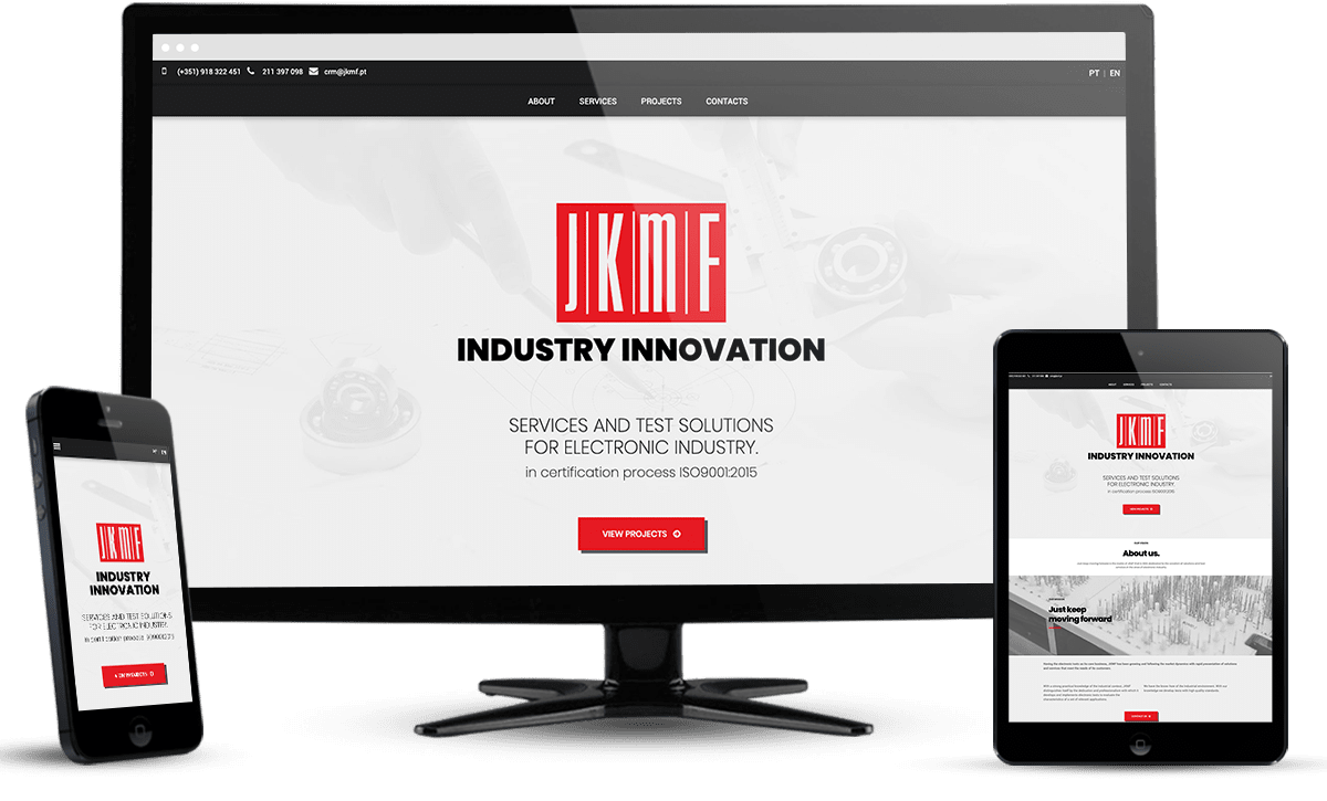 website JKMF
